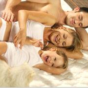 Хороший матрас для семьи